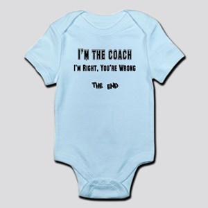 I'm the Coach, I'm Right Body Suit