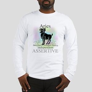 Aries the Ram Long Sleeve T-Shirt