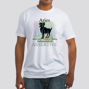 Aries the Ram Fitted T-Shirt