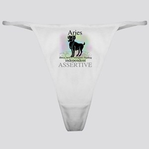 Aries the Ram Classic Thong