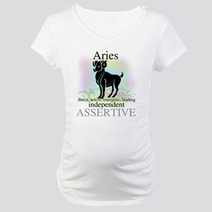 Aries the Ram Maternity T-Shirt