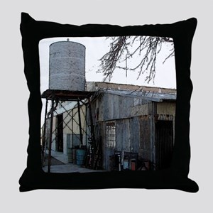 Bohunk's Air Park Throw Pillow