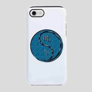 Scorpio & Water Horse iPhone 8/7 Tough Case