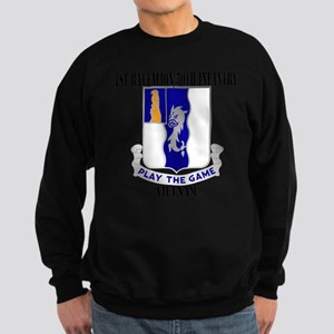 1ST BATTALION 50TH INFANTRY Sweatshirt