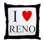Reno NV Throw Pillow