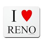 Reno NV Mousepad