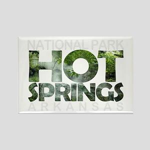 Hot Springs - Arkansas Magnets