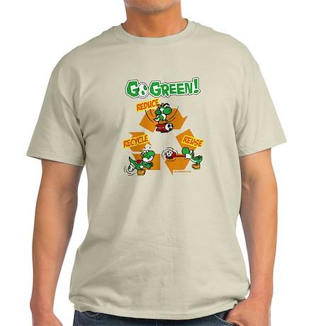 Go Green! [Light T-shirt]