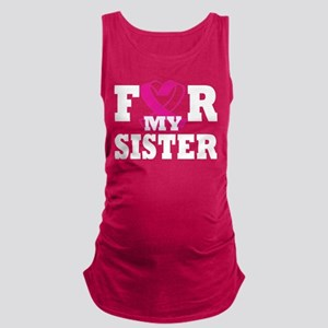 For My Sister Breast Cancer Awareness Tank Top