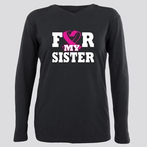 For My Sister Breast Cancer Awareness T-Shirt