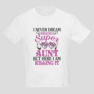 I Would Be A Super Cool Aunt T Shirt T-Shirt
