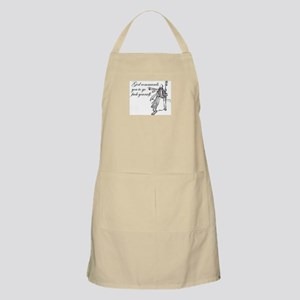 God Said So BBQ Apron