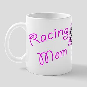 Racing Mom 1 Mug