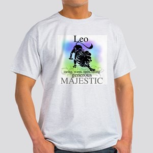 Leo the Lion Zodiac Light T-Shirt