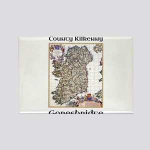 Goresbridge Co Kilkenny Ireland Magnets