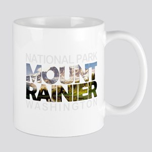 Mount Rainier - Washington Mugs