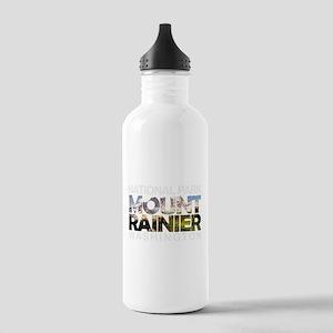 Mount Rainier - Washin Stainless Water Bottle 1.0L