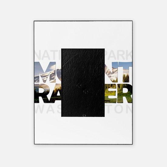 Mount Rainier - Washington Picture Frame