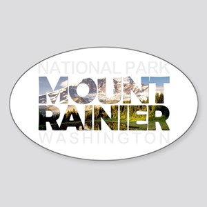 Mount Rainier - Washington Sticker