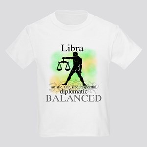 Libra the Scales Kids Light T-Shirt