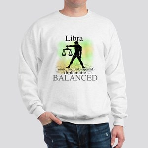 Libra the Scales Sweatshirt