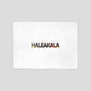 Haleakala - Hawaii 5'x7'Area Rug