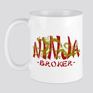 Dragon Ninja Broker Mug