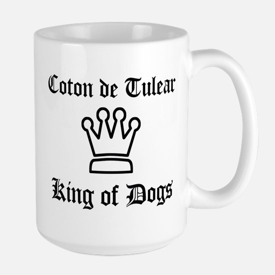 Coton de Tulear - King of Dog Mugs
