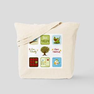 Think Green Reusable Shopping Bag