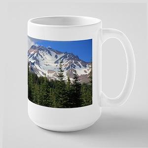 Mount Shasta 11 Stainless Steel Travel Mugs