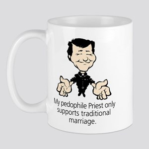Priestly Mug