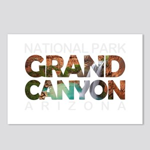 Grand Canyon - Arizona Postcards (Package of 8)