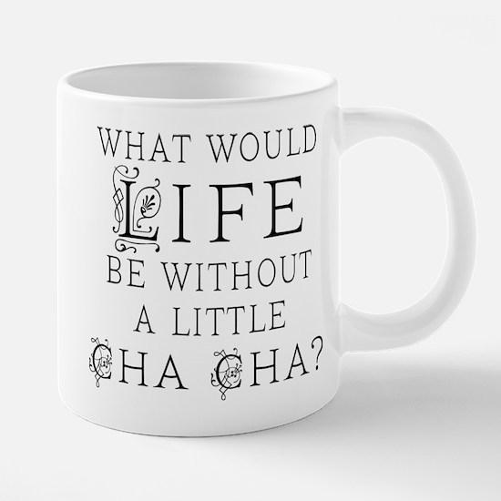 Cha Cha Dancer Mugs