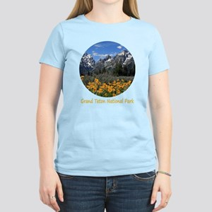 Grand Teton Mountains with Ye T-Shirt