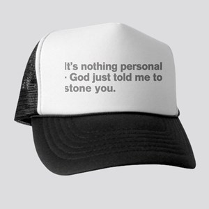 Get Stoned Trucker Hat