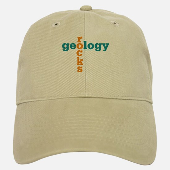 Geology Rocks Hat
