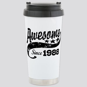 Awesome Since 1988 Mugs
