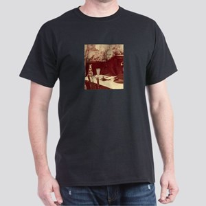 Verlaine with Absinthe Dark T-Shirt