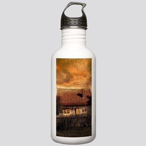 rustic western country Stainless Water Bottle 1.0L