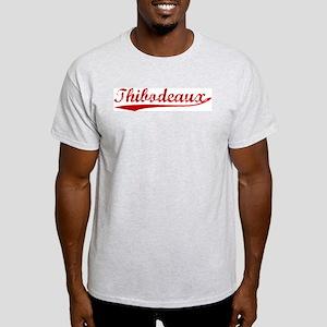 Thibodeaux (red vintage) Light T-Shirt