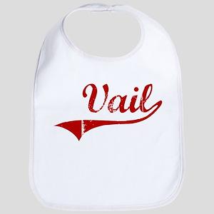 Vail (red vintage) Bib
