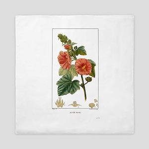 Alcee Rose Flower Queen Duvet