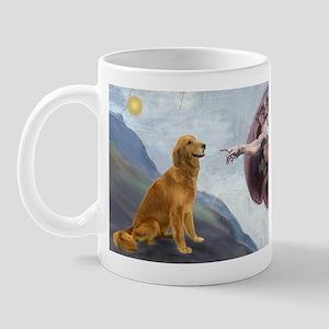 Creation (#2) & Golden Mug