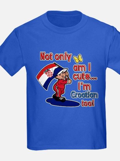 Not only am I cute I'm Croatian too! T