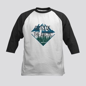 Gates of the Arctic - Alaska Baseball Jersey