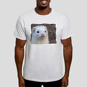 Ferret Face Light T-Shirt