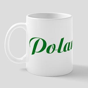 Classic Poland (Green) Mug