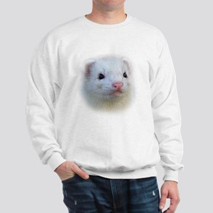 Ferret Face Sweatshirt