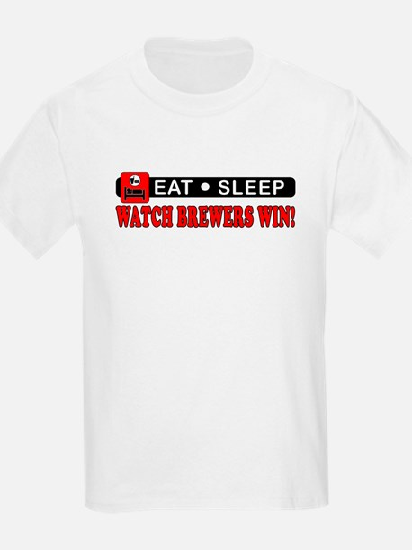 BREWERS WIN! T-Shirt