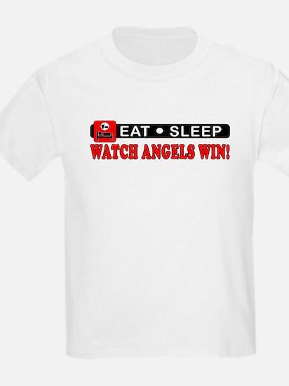 ANGELS WIN! T-Shirt